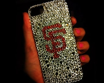 MADE TO ORDER Sf Crystal Bling Case iPhone Galaxy iPad