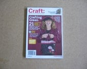 Craft: transfroming traditional crafts magazine issue 09