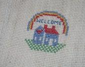 Welcome Home Mini Bread Cover
