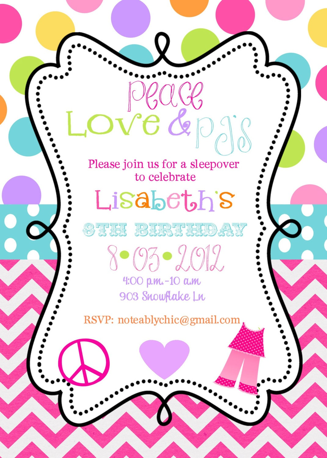 sleepover birthday invitations net slumber party invite birthday invitations