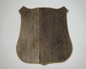 Antler plaque