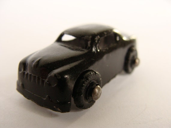 Vintage Barclay Die Cast Metal Car