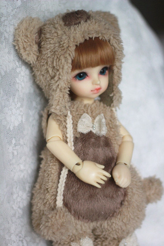 Bear Outfit For YOSD