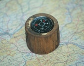 Directional Compass Boy Scout, Pocket Compass, Desk Top Compass, Camper Hiker Made In Michigan Bulk Orders Welcome