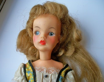 Vintage Ideal Toys Corp Tammy Doll BS-12 1st 1960s