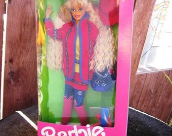 Mattel 1990 Benetton Barbie
