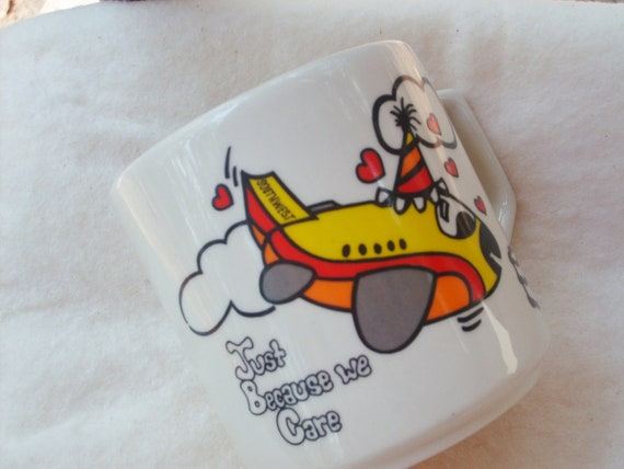 Southwest Airlines 15th Anniversay Mug June 18 1986