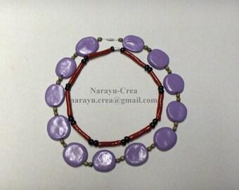 Lulu's necklaces