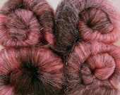 Secret Love - Drumcarded Batts 4.3 oz - ShootingYarn