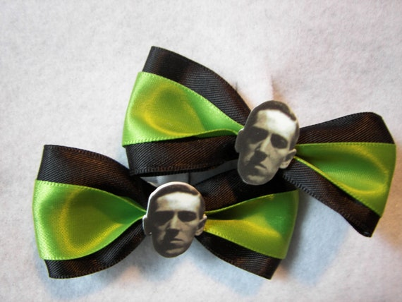 Lovecraft Hair Clips