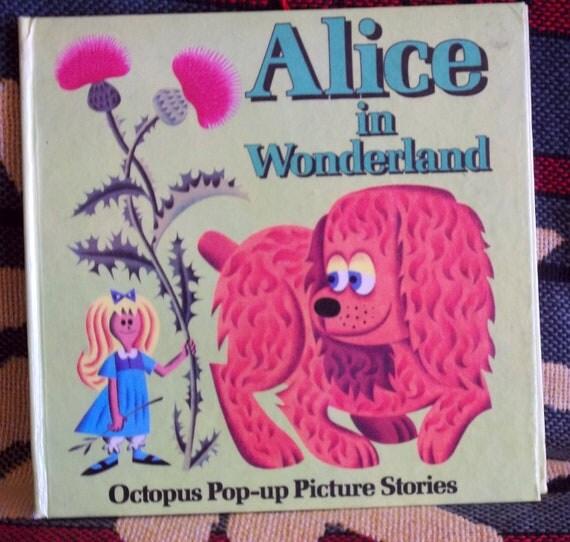 Alice in wonderland movie cake-6489