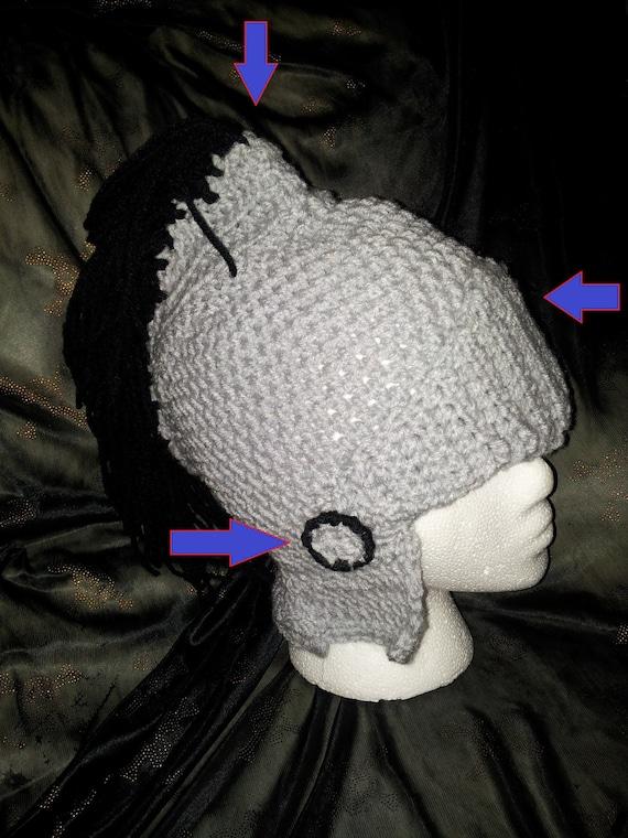 Spartan Hat Attachments Pattern