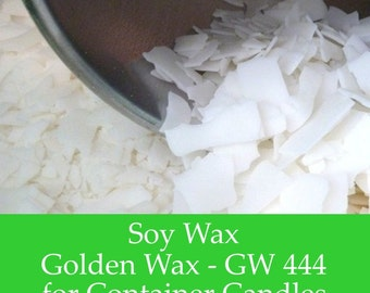 10 lbs. Soy Wax Flakes - GW444 -  All Natural Soy Wax for Candle Making