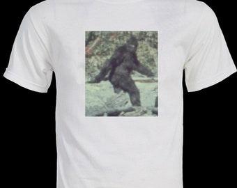 Bigfoot Sasquatch T-Shirt