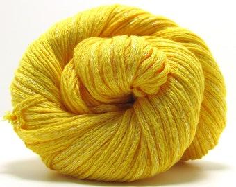 Temptation in Lemon Drop by Kollage Yarn
