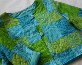 Girl's Quilted Jacket , 18 months - 2T ; Girl's Clothing ; Toddler Clothing ; Back To School ; Spring Fall Jacket