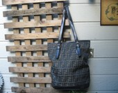 Genuine Vintage Fendi Shopper handbag