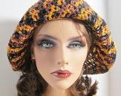 Mimi Flap Crochet hat