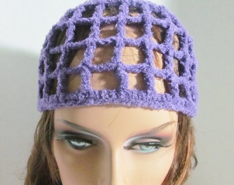 Jolie Crochet Hat