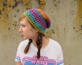 Bright Jewels Beanie/ Ready to ship