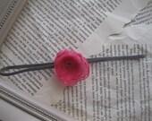 Organza Floral Headband