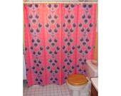 """Shower Curtain - """"CannaSun Pattern"""""""