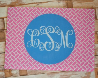 Personalized or Monogrammed Glass Cutting Boards, holiday gift, wedding gift or hostess gift