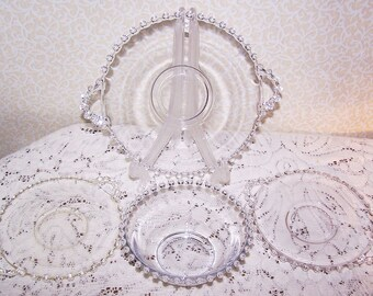 Candlewick Imperial Glass Crystal Authentic Elegant Vintage 1936 Line 400 Replacements Scarce Replacement Pieces FREE Shipping Imperial 400