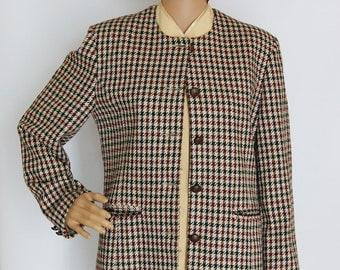 Classic English wool blazer, jacket SALE!
