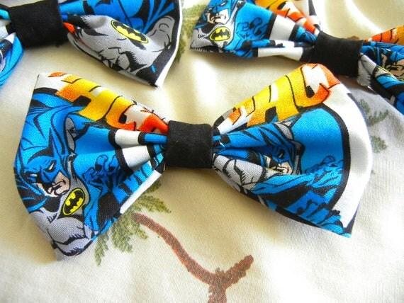 "Batman Bows 4"""