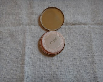 Vintage Volupte Compact Pressed Powder