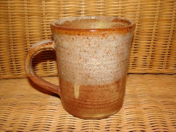 Large Shino Coffee Cup