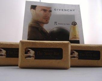 Givenchy Pi Men Soap Designer type Scent