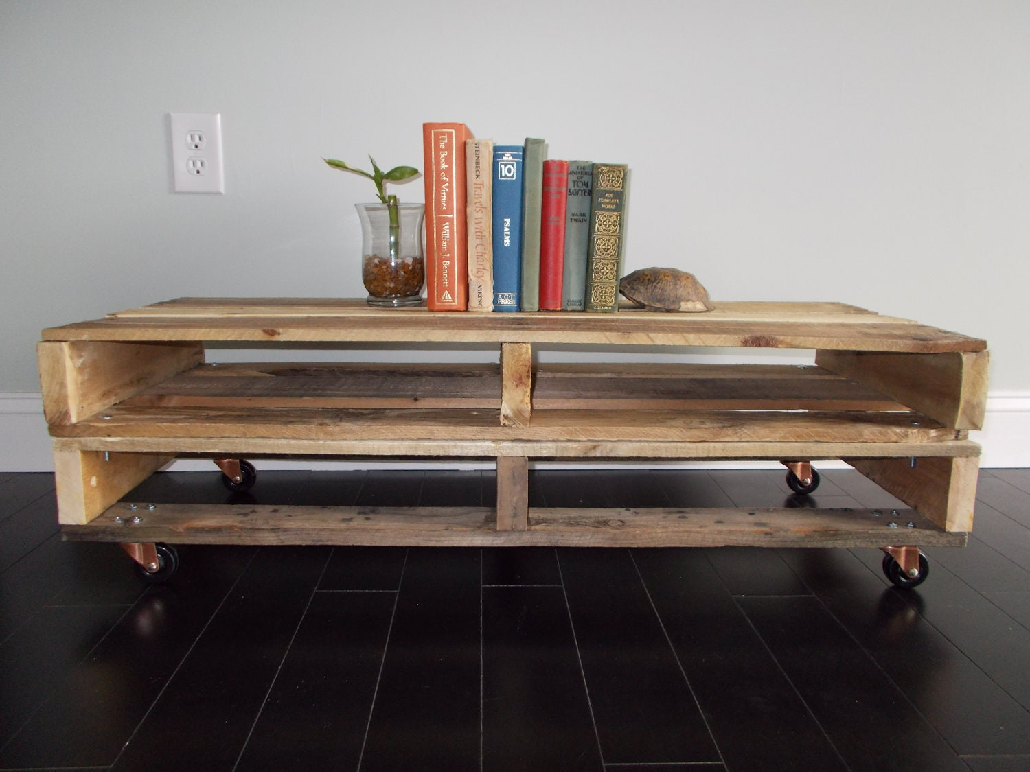 6080 Pallet Coffee Table By Rustylantern On Etsy