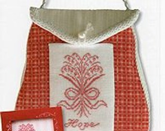 JBW Designs A Sweet Bouquet Cross Stitch Pattern