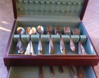 Popular items for boxed silverware on Etsy
