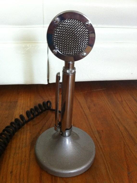 Vintage Microphones Collectors Weekly