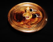 Jewelry Dish With Ring Post
