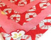 Kimono Fabric Squares - Candy Colors