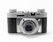 Ciro 35 Rangefinder Camera - Vintage 1940s 35mm Film Camera