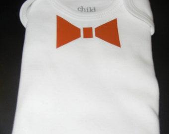Bow Tie Baby Onesie Bodysuit