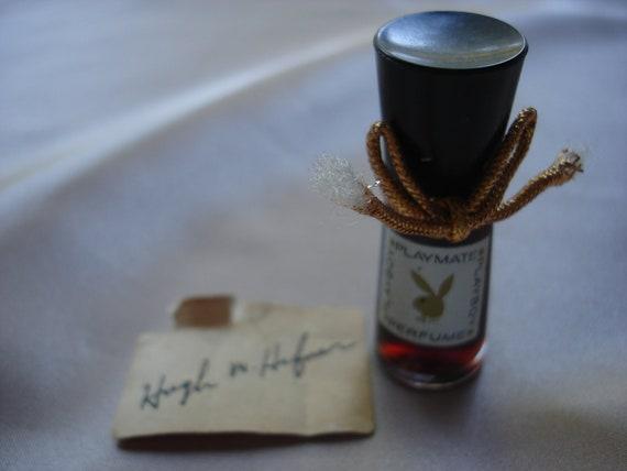 Vintage Playboy Playmate Perfume Mini