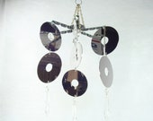 Computer  Wind Chime, Geekery, Sun Catcher, Mobile, Clocks by DanO