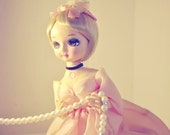 1974 Musical and Mechanical Creepy Doll
