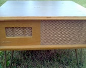 1950's Jensen Duette Speaker tv or audio stand WONT LAST