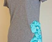 Batik Bloom T-Shirt