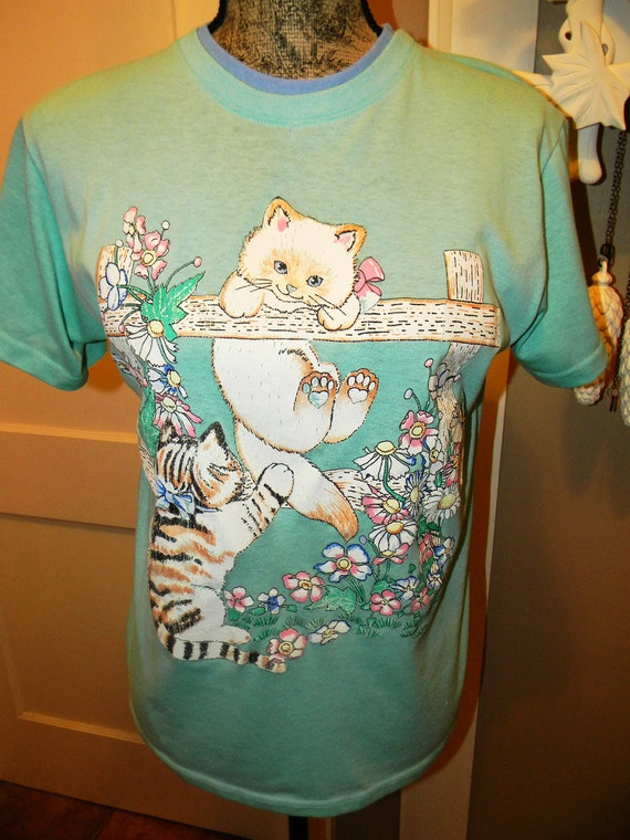 The Right Meow Vintage Tee