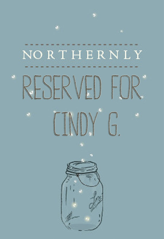 RESERVED LISTING - For Cindy
