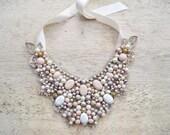 EXAMPLE - custom statement necklace