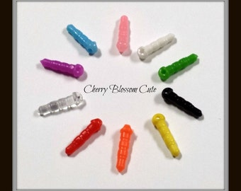 Cell Phone Plugs - Multi Colors - Add On